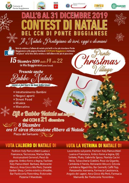 NATALE A PONTE BUGGIANESE