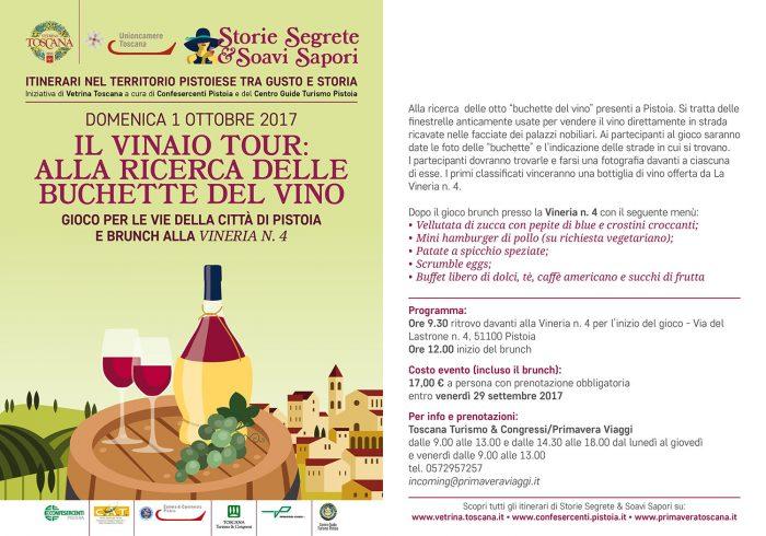 Il Vinaio Tour: alla ricerca delle buchette del vino