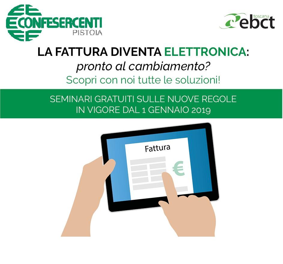 Mercoledì 28 novembre e martedì 4 dicembre, due nuovi seminari gratuiti per la fatturazione elettronica