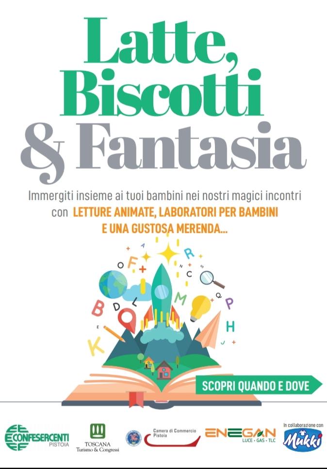 Latte Biscotti & Fantasia