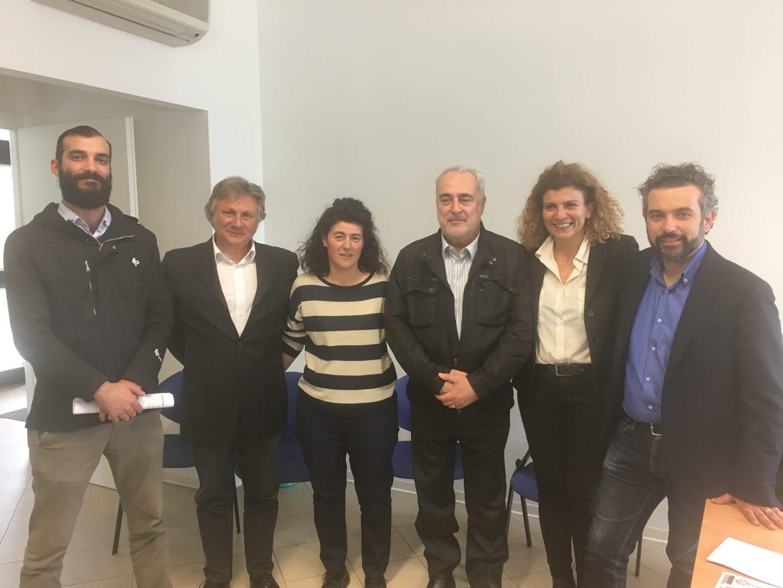 Incontro tra i 5 candidati a sindaco di Monsummano Terme