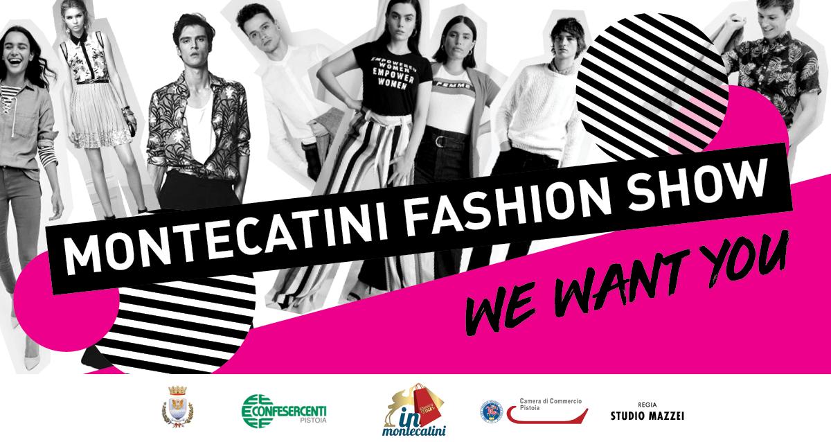 Montecatini Fashion Show: si accendono i riflettori sulla città