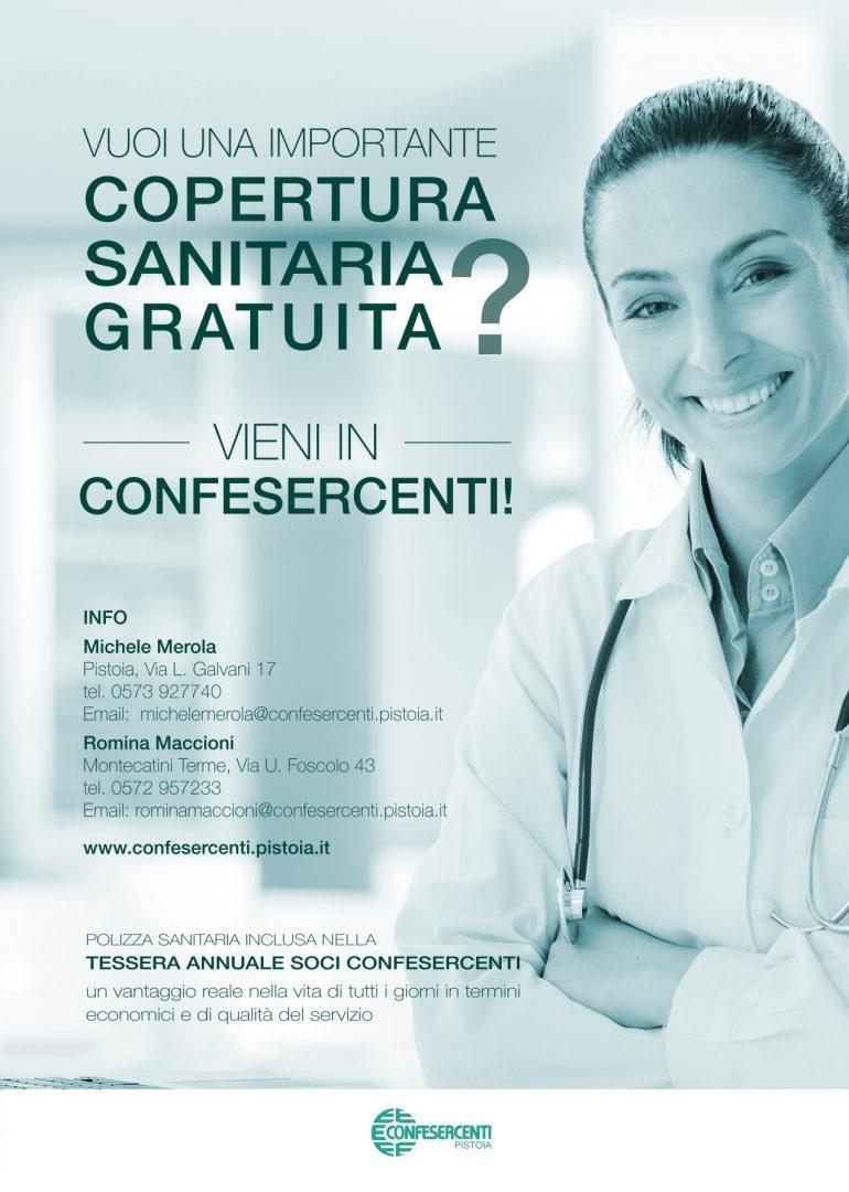 Aderisci a Confesercenti. Per Te, un'importante ed esclusiva copertura sanitaria.