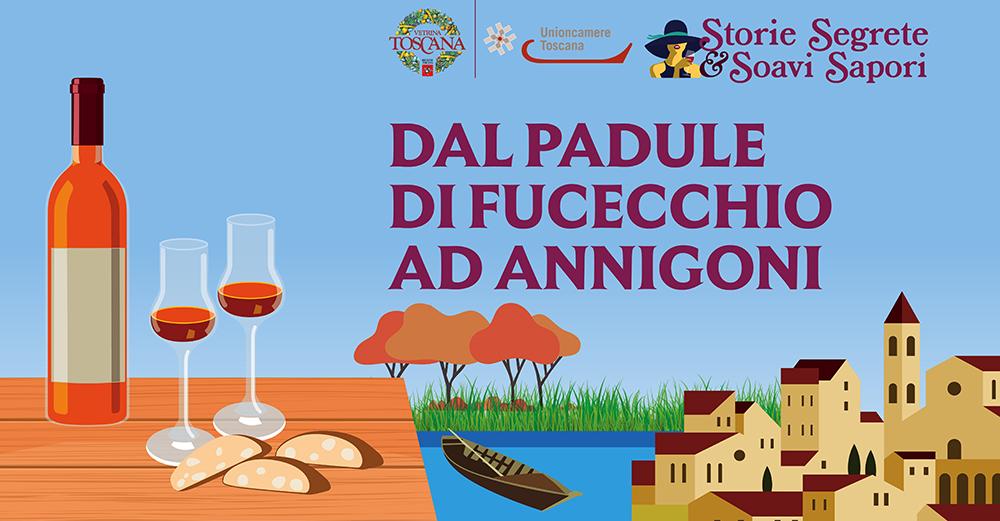 Dal Padule di Fucecchio ad Annigoni Domenica 29 settembre 2019  dalle 10.00 alle 15.30