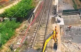Raddoppio della ferrovia tratto Pistoia Montecatini