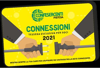 Connessioni: la rete di imprese di Confesercenti Pistoia