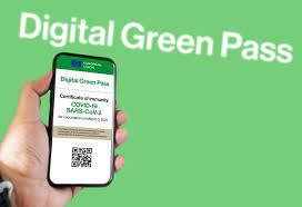 Certificazioni Verdi e Green Pass
