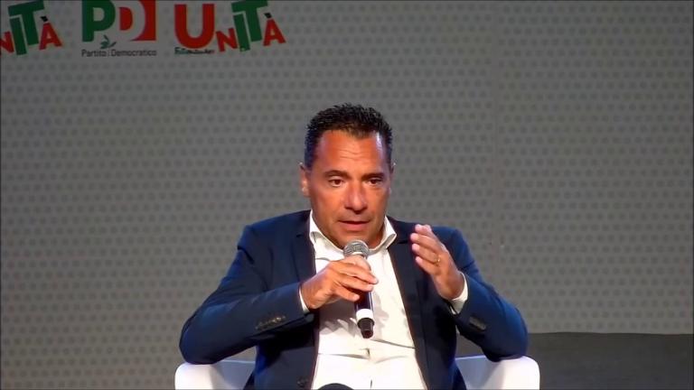 Imprese e ripartenza, Nico Gronchi interviene alla Festa dell'Unità 2021